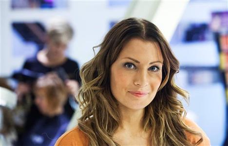 Sara från Saxarna Luleå åker till Guldknappen