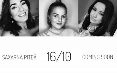 Ny salong – Saxarna Piteå