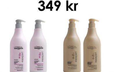 SERIEEXPERT Kit 750ml  – 349kr