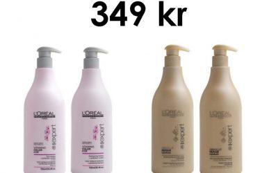 SERIEEXPERT Kit 750ml  – 349kr